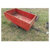 2.5x4 Yard Cart