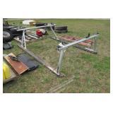 Trac-Rac ladder rack for 8