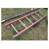 extension ladder section - Fiberglass 6