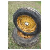 2pc implement tires