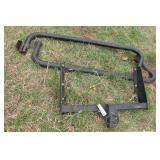 3pc Hitch & running boards