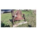 School or church bell