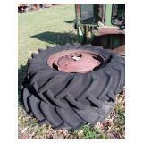 Farmall Wheels & Tires