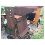 W-W Grinder crop chipper shredder