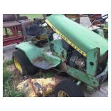 John Deere 140 Riding lawn mower
