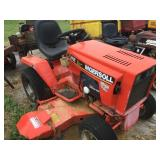 Ingersoll 3118 onan powered rider lawn mower
