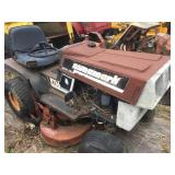 Dynamark 1036 lawn tractor for parts