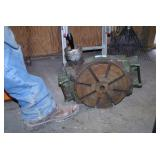 """Enco 12"""" Model 73012 Rotary Table"""