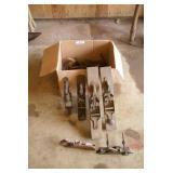 Wood Plane Bodies, Blades & Parts
