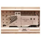 MTH Winged snowplow - Union Pacific 1pc