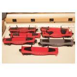 Lionel / Madison Hardware Log Cars - 7pcs