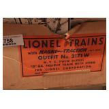Box of Original Lionel boxes