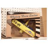 American Flyer Lines Die cast metal bi-plane