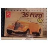 AMT - ERTL 36 Ford #6591