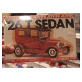 Advent - 26T Sedan Ford Street Rod 1:25 Scale