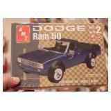 AMT - Dodge Ram 50 -1:25 Scale