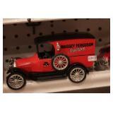 Massey Ferguson lot - 4pcs