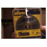 """New Irwin 12"""" 100 Tooth Saw Blade"""