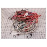 Bungee cords - large assortment