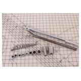 """Snap On 3/8"""" Flank Drive Metric Sockets & More"""