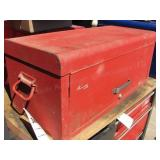 Kennedy Front Open Metal Tool box