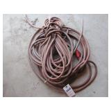 Large Red Air Hoses