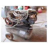Campbell Hausfield 5HP Gas Air Compressor