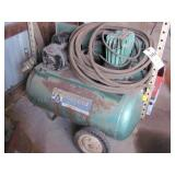 Sears 2 HP Electric Air Compressor