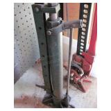 "Hydraulic Jack 24"" - No Handle"