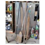 Broom Assortment - 8 Pc