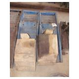 Pair of Car Ramps & Pair of Wheel Chocks