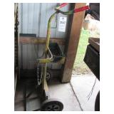 Acetylene Torch Cart