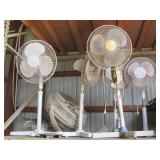 Household Fan Assortment - 6 Pc