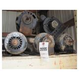Used Electric Motors - 5 Pc