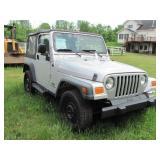 2006 Jeep Wrangler 4x4