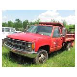 **** Chevy 3500 Dump Bed - 1 Ton Pickup