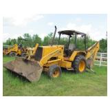 John Deere 310c Loader Backhoe