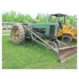 John Deere 60 w/Front Plow