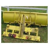 John Deere Quick Attach Loader Plow Blade