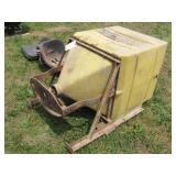 Meyer Mini Spreader Bin & Frame