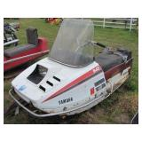 Yamaha EW643B Snowmobile