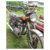 1974 Yamaha XS650