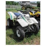 Kawasaki Mojave KSF250S ATV