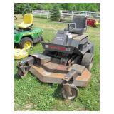White FR-18 Front Mower