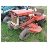 Simplicity Broadmoor 717 Lawn Tractor