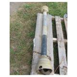 Brush Mower PTO Shaft - Tan