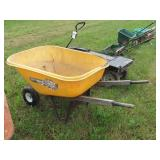wheel Barrow - 2 wheel