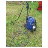 electric pressure washer w/ wand