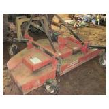 3pt Bushhog 720 Finish mower