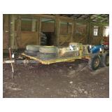 Tandem-axle trailer
